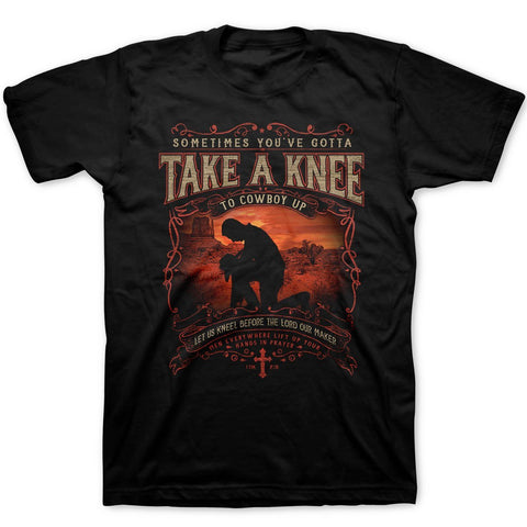 Take A Knee Adult T-Shirt ™