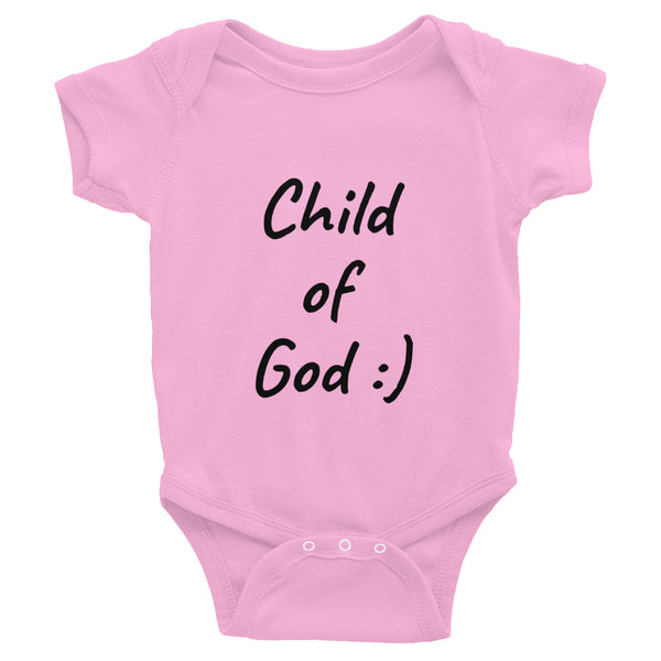 CHILD OF GOD (Infant) - Prime Printing by MSM