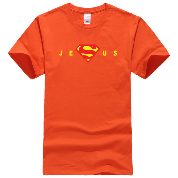 Men's Super Jesus Christ T-shirt - Prime Printing by MSM