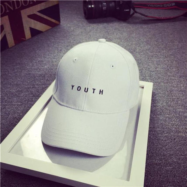 Mens Hat Youth Letter Print - Prime Printing by MSM