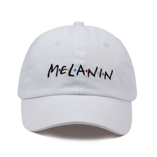 ... MELANIN Embroidery Baseball Cap - Prime Printing by MSM ... fcd364ec50f