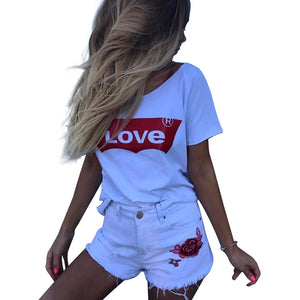 Love Letter Tee - Prime Printing by MSM