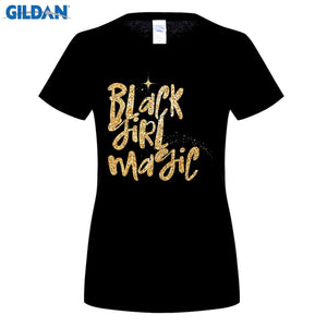 Black Girl Magic Shirt - Prime Printing by MSM