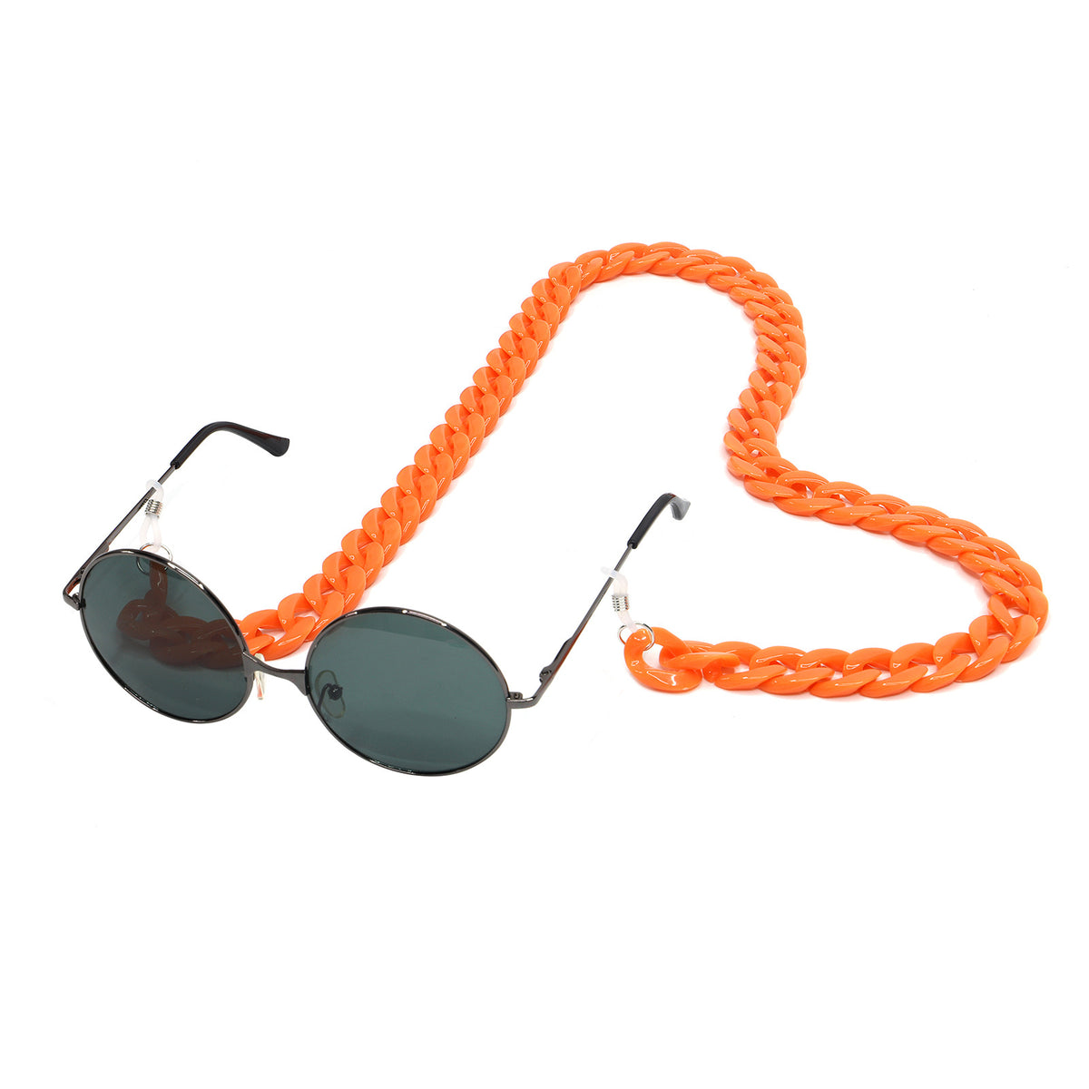 Orange Sunnies Chain