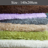 Big Fur Carpet - Many Colours 140x200cm