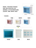 SB 1 - Stackable Plastic Storage Box