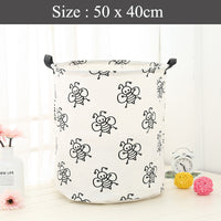 Foldable Laundry Basket - Design Bee