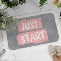 Floor Mat 40x60cm - F4 JUST START