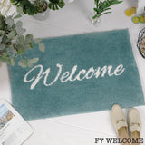 Floor Mat 40x60cm - F7 WELCOME