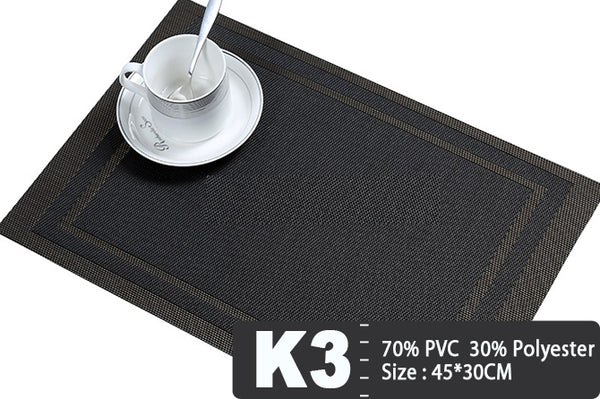 Placemat  - K3
