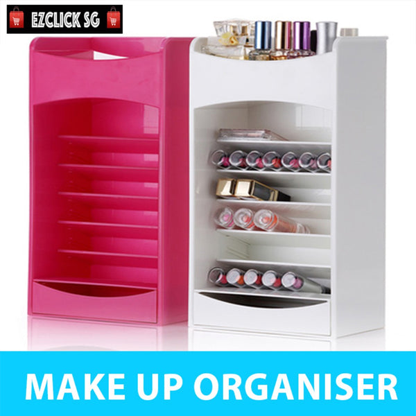 Make up organiser storage cosmetic storage  lipstick /foundation/perfume