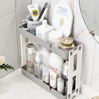 MULTI USE STORAGE RACK - DOUBLE