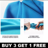 BUY 3 Get 1 FREE !! - Cooling towel