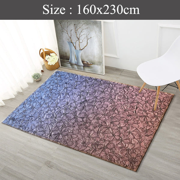 Big Velvet feel Rugs Design ( A )