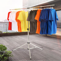 Premier Foldable Heavy Duty Stainless Steel Laundry Drying Rack