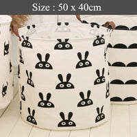 Foldable Laundry Basket - Design Rabbit