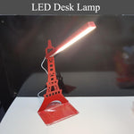 Eiffel Tower USB LED Desk Lamp