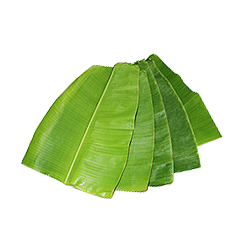Organic Banana Leaf (pack of 5)