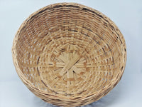 Hand Crafted Bamboo Basket Big (100% Biodegradable)