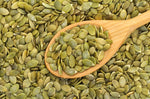 Organic Indian pumpkin seeds