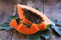 Organic Papaya Slices