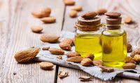 Organic Sweet Almond Oil (cold pressed)*