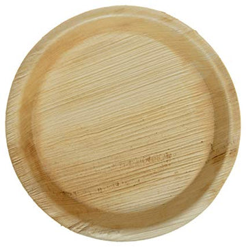 Areca Leaf Plates (100% Bio-degradable)