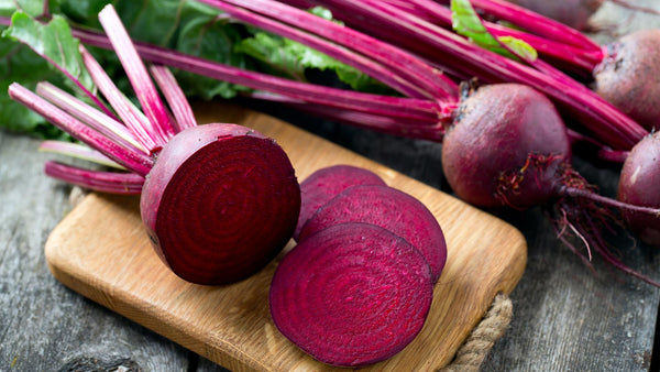 Organic Sliced Beetroot