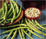 Organic Black Eyed Peas Fresh-Peeled