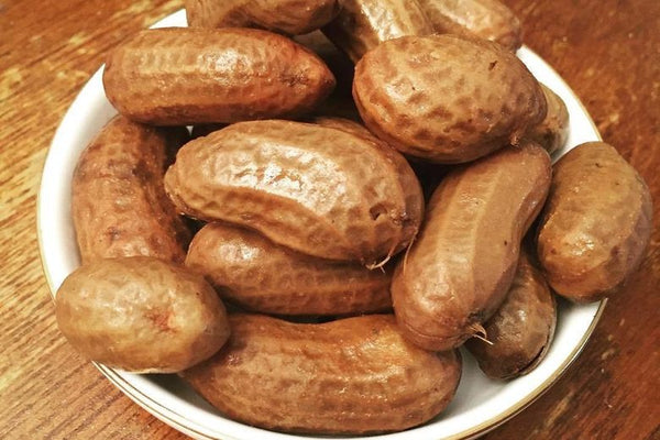 Organic Boiled Peanuts  with shell-Fresh harvest