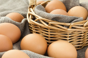 Organic Brown Egg (Pack of 6)*