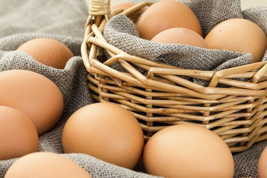 Organic Brown Egg Free Range (Pack of 6)*