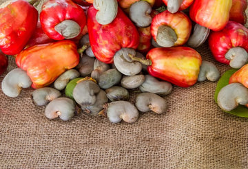 Organic Cashew Raw Fresh
