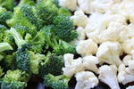 Organic Broccoli & Cauliflower Florets