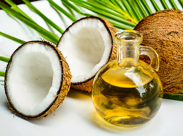 Organic Cold Pressed Coconut Oil*