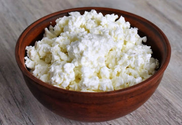 Organic Fresh Cottage Cheese/Paneer (From A2 Milk)