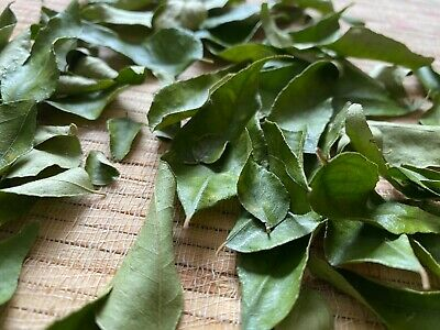 Organic Dried Curry Leaves