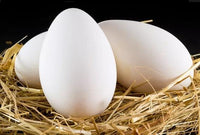 Organic Goose Eggs Free Range (Pack of 2)*