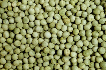 Organic Dried Green Peas