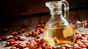 Organic Groundnut oil (cold pressed)*
