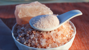 Natural Himalayan Salt Powder