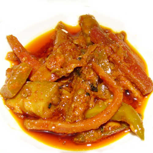 Organic Lemon Chilli Carrot Pickle*