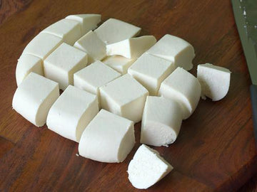 Organic Fresh Paneer (From A2 Milk)