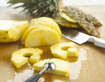 Organic Pineapple Slices