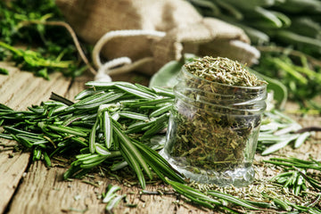 Organic Dried Rosemary*
