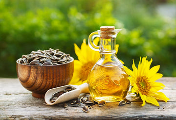 Organic Sunflower oil*