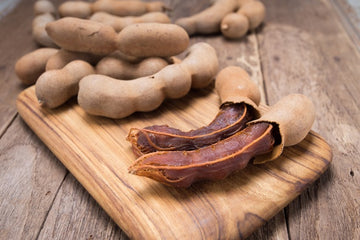 Organic Tamarind with Seeds & cover