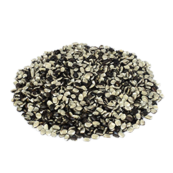 Organic Urad dal black split with skin (Gluten-Free)