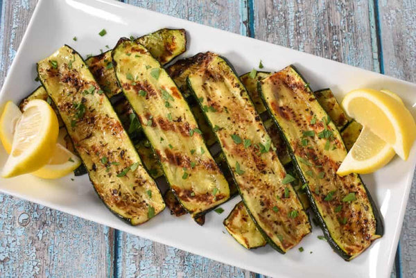 Organic Zucchini Green Strips (Barbeque)