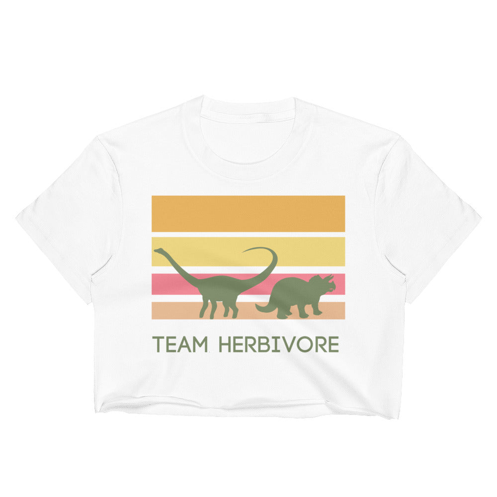 **New** Team Herbivore Women's Crop Top